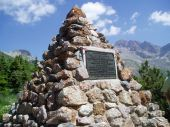 Memorial to Scott of the Antartic